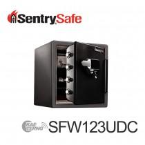 Sentry Safe 電子觸控鎖防火防水金庫(中) SFW123UDC