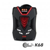 征服者 蒙面俠K68雷達測速器