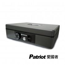 愛國者 轉盤密碼現金箱 PS-2312(深灰)